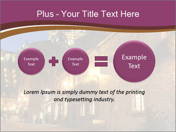 Summer evening PowerPoint Template - Slide 75