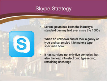 Summer evening PowerPoint Template - Slide 8