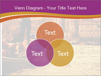 Traditional Venice ride PowerPoint Template - Slide 33