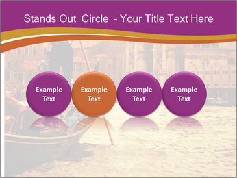 Traditional Venice ride PowerPoint Template - Slide 76