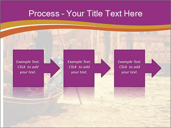 Traditional Venice ride PowerPoint Template - Slide 88