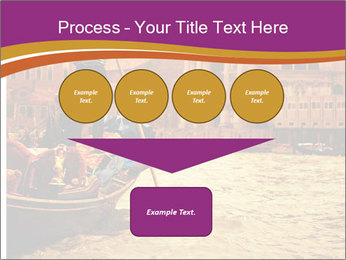 Traditional Venice ride PowerPoint Template - Slide 93
