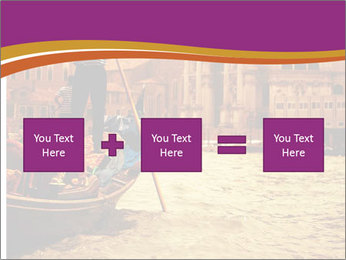 Traditional Venice ride PowerPoint Template - Slide 95