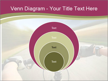 Rider driving bicycle PowerPoint Templates - Slide 34
