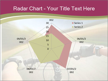Rider driving bicycle PowerPoint Templates - Slide 51