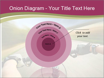 Rider driving bicycle PowerPoint Templates - Slide 61
