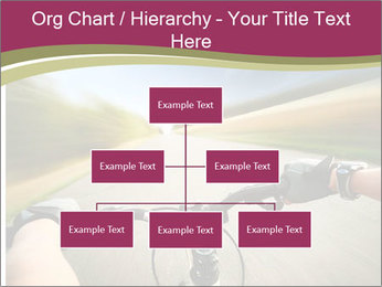 Rider driving bicycle PowerPoint Templates - Slide 66
