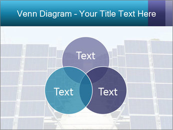 Forefront of solar panels PowerPoint Template - Slide 33