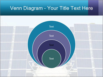 Forefront of solar panels PowerPoint Template - Slide 34