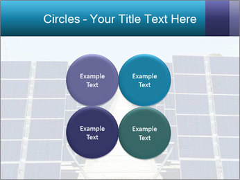 Forefront of solar panels PowerPoint Template - Slide 38