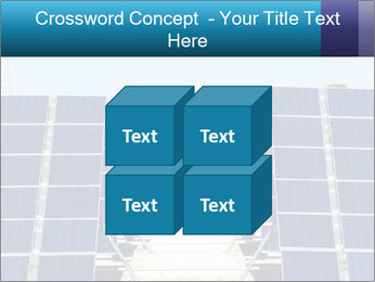 Forefront of solar panels PowerPoint Template - Slide 39