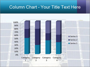 Forefront of solar panels PowerPoint Template - Slide 50
