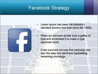 Forefront of solar panels PowerPoint Template - Slide 6