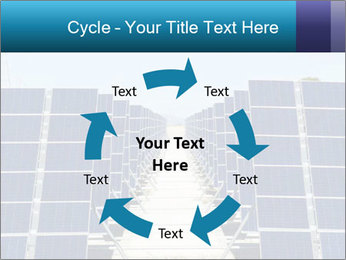 Forefront of solar panels PowerPoint Template - Slide 62