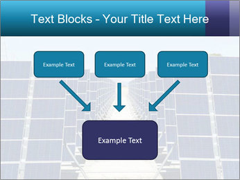 Forefront of solar panels PowerPoint Template - Slide 70