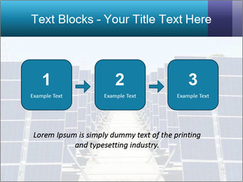 Forefront of solar panels PowerPoint Template - Slide 71
