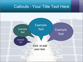 Forefront of solar panels PowerPoint Template - Slide 73