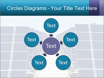 Forefront of solar panels PowerPoint Template - Slide 78