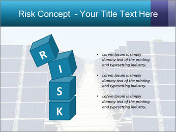 Forefront of solar panels PowerPoint Template - Slide 81
