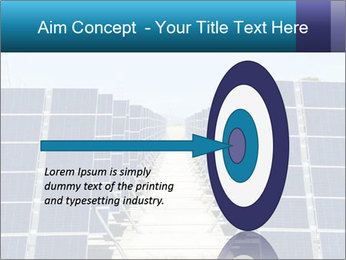 Forefront of solar panels PowerPoint Template - Slide 83