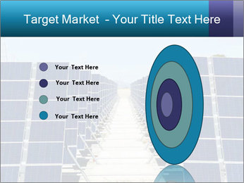 Forefront of solar panels PowerPoint Template - Slide 84