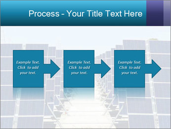 Forefront of solar panels PowerPoint Template - Slide 88