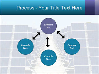 Forefront of solar panels PowerPoint Templates - Slide 91