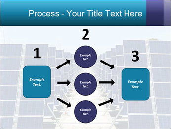 Forefront of solar panels PowerPoint Template - Slide 92