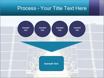 Forefront of solar panels PowerPoint Template - Slide 93