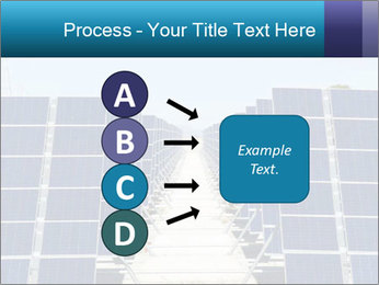 Forefront of solar panels PowerPoint Template - Slide 94