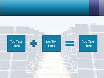 Forefront of solar panels PowerPoint Template - Slide 95
