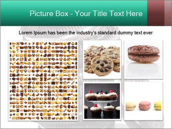 Chocolate cream PowerPoint Template - Slide 19
