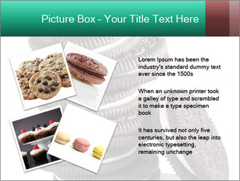 Chocolate cream PowerPoint Template - Slide 23