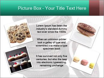Chocolate cream PowerPoint Template - Slide 24