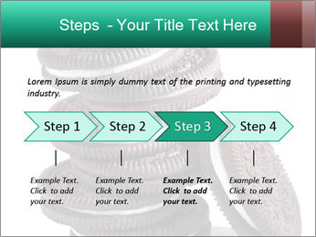 Chocolate cream PowerPoint Template - Slide 4