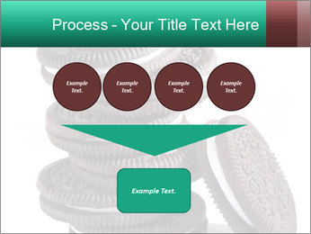 Chocolate cream PowerPoint Templates - Slide 93