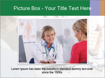 Male doctor PowerPoint Template - Slide 16