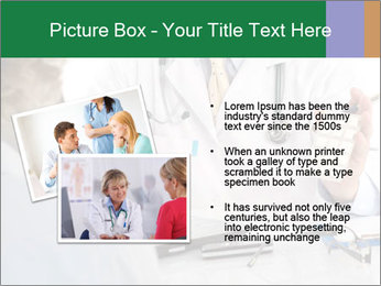 Male doctor PowerPoint Templates - Slide 20