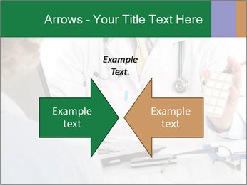 Male doctor PowerPoint Templates - Slide 90