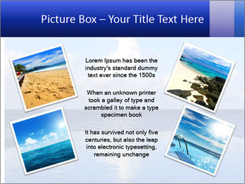 Cloud over the ocean PowerPoint Template - Slide 24