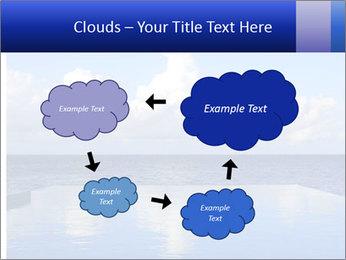 Cloud over the ocean PowerPoint Template - Slide 72