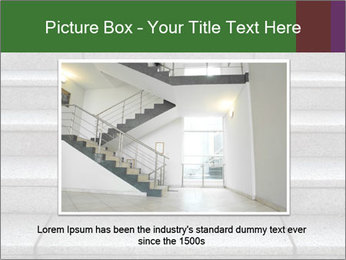 WIde stone stairway PowerPoint Templates - Slide 16