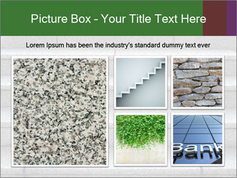 WIde stone stairway PowerPoint Templates - Slide 19