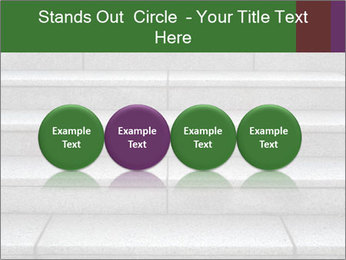 WIde stone stairway PowerPoint Templates - Slide 76