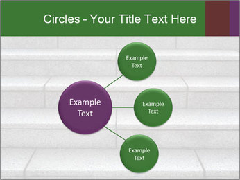 WIde stone stairway PowerPoint Templates - Slide 79