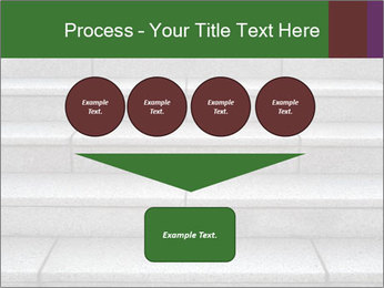 WIde stone stairway PowerPoint Templates - Slide 93