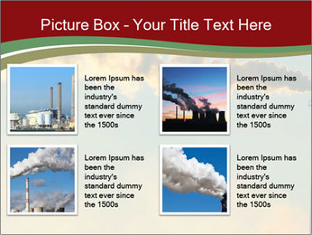 Steam rises PowerPoint Templates - Slide 14