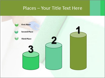 Woman paints PowerPoint Templates - Slide 65