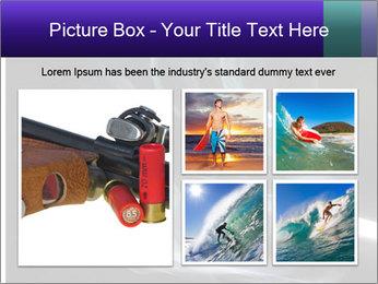 Shotgun PowerPoint Template - Slide 19