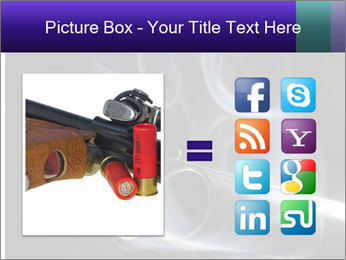 Shotgun PowerPoint Template - Slide 21